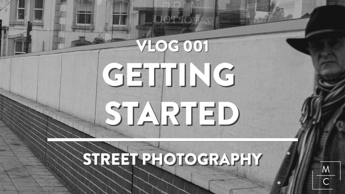 Vlog 001 - GETTING STARTED
