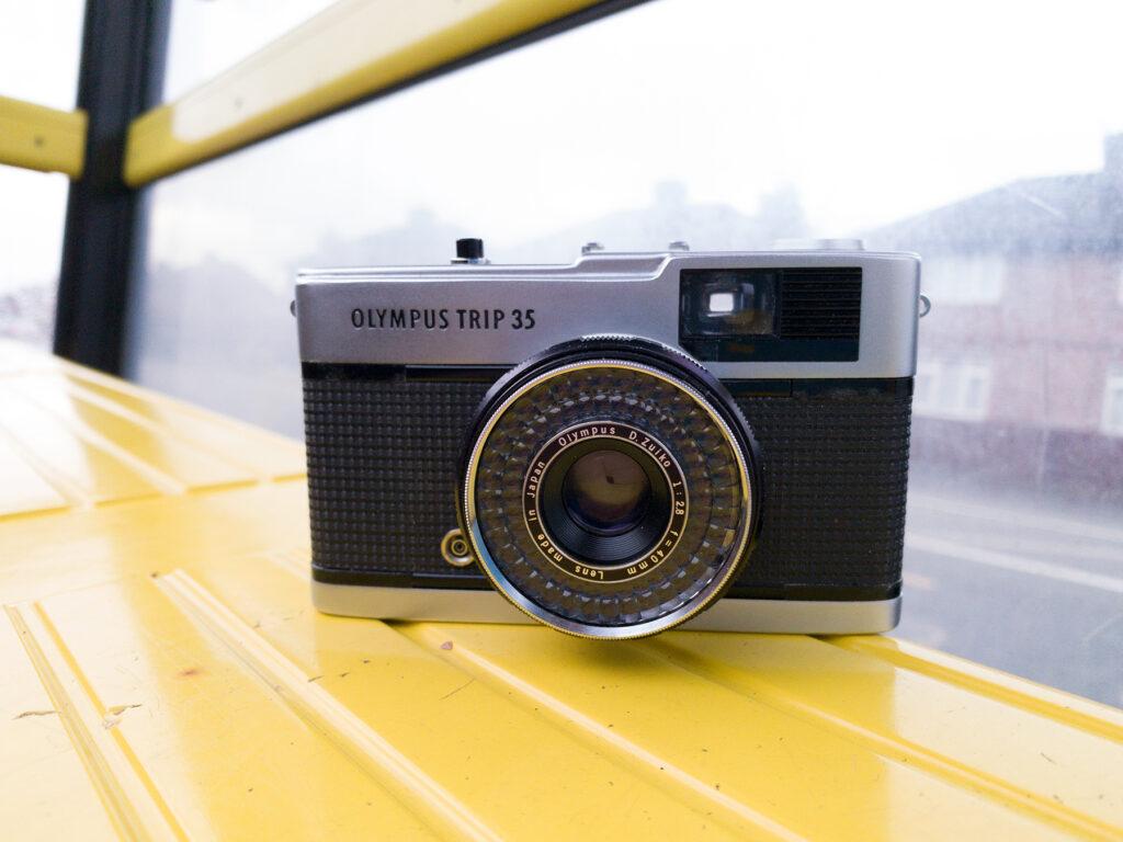 Olympus Trip 35 Film Camera