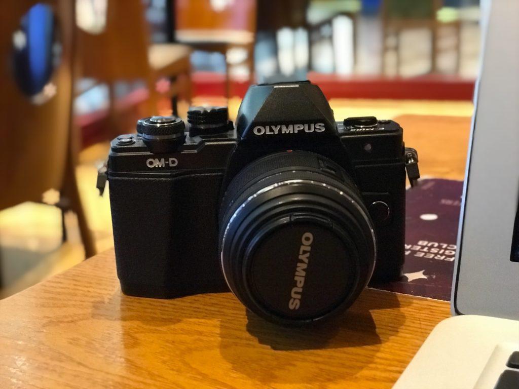 My Olympus EM10ii