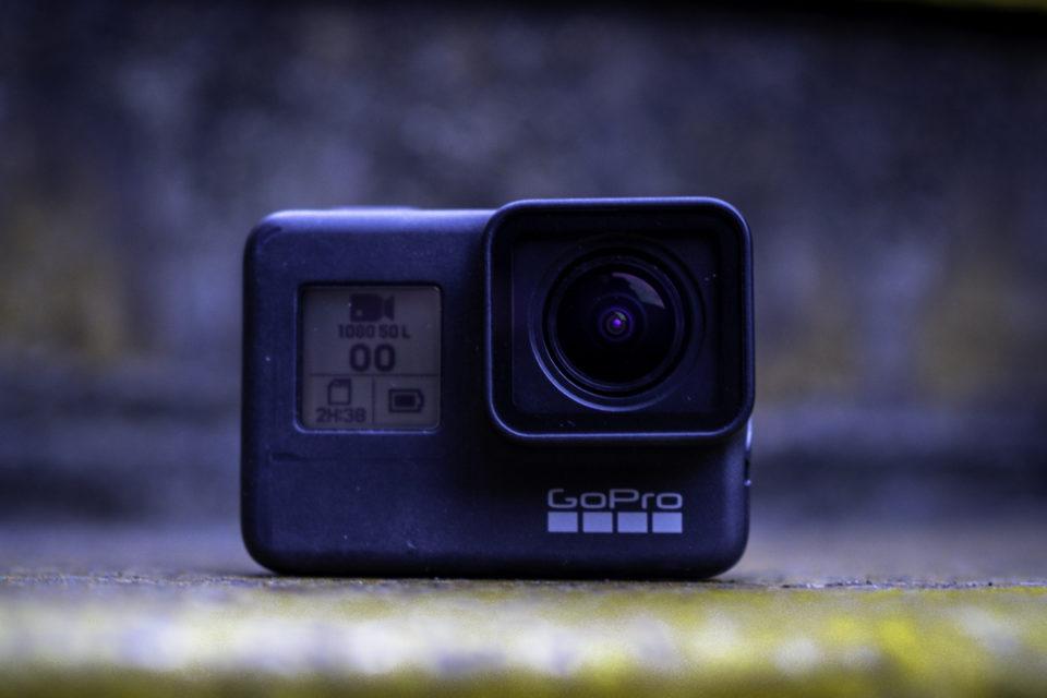 A GoPro Hero 7